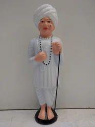 Ceramic Jalaram Bapa Statue