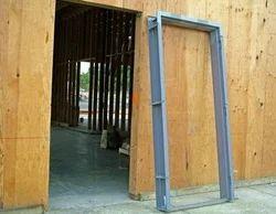 Security Steel Door Frame