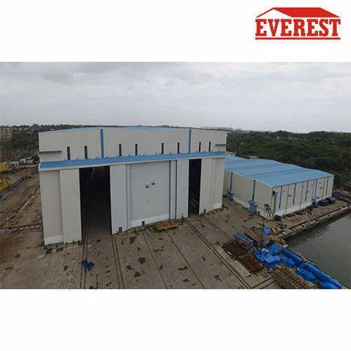 Everest Pre- Engineered Smart Steel Buildings