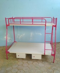 Kids Steel Bunk Bed