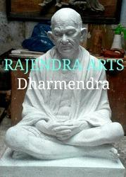 Fiber Gandhi Ji Statues