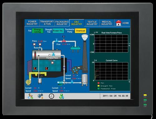 HMI Touch Panel, Industrial Automation Instruments | Hoodi