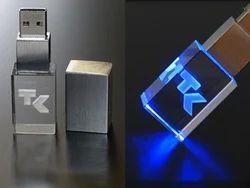Crystal USB Pen Drive
