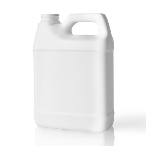 White HDPE Jerry Can, Rs 10 /piece Excel Polytech | ID: 13685231697