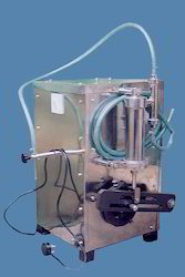 Bottle Filling Mortised Machine