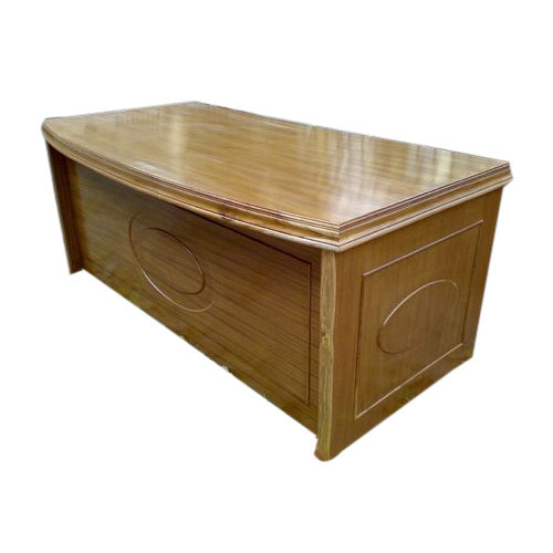 teak wood table. Teak Wood Office Table