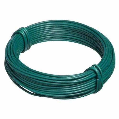 Plastic Coated Wire, प्लास्टिक से लेपित तार ...