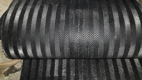 PVC, Nylon Endless Rough Tough Conveyor Belt, Belt Thickness: 1-25 mm, For Conveyor System