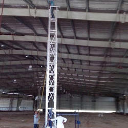 Aluminium Tilting Tower Ladder
