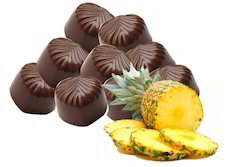 Pineapple Flavored Chocolate