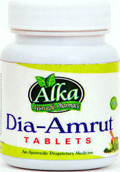 Dia-Amrut Tablet (Diabetes)