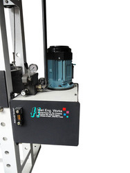 Harison Hydraulic Press Machine Parts