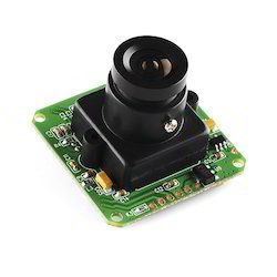 JPEG Camera Serial UART Interface with Built-in