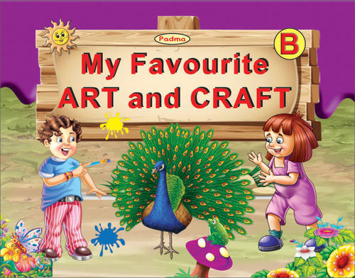 Padma My Favourite Art And Craft Part B At Rs 110 Piece S Kids