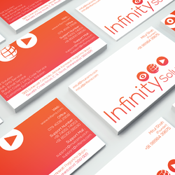 Business card designing services in india business card reheart Images