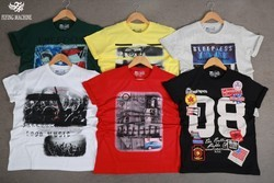 01d8a12404c T Shirt Stock Lot at Best Price in India