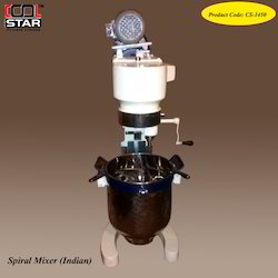 Indian Spiral Mixer