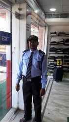 Male Evening Security Services For Factory