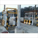 Toll Plaza Booth Fabrication