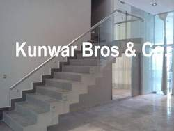 Stairs Kunwar Bros Stainless Steel Railing