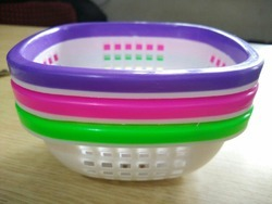Fancy Plastic Basket