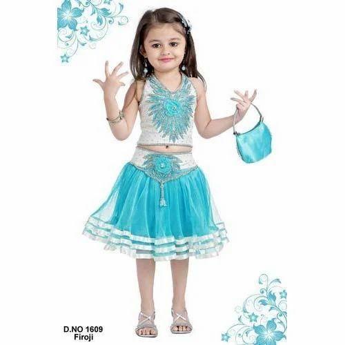 def544de0e Designer Skirt Top at Rs 925 /piece | Children Skirts - City Girl ...