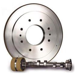 CBN Cam Shaft Grinding  Wheel