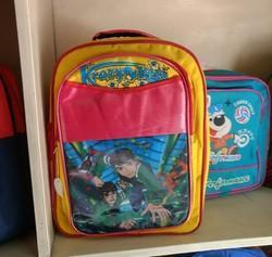 Plain And Printed Kids School Bags