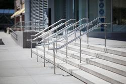 Halinox Steel Staircase Railings