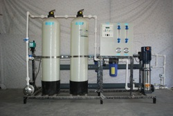 Mineral Water Plant (Reverse Osmosis Systems)