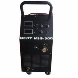 Single Phase Automatic MIG Welding Machine 300 Amp, 230V