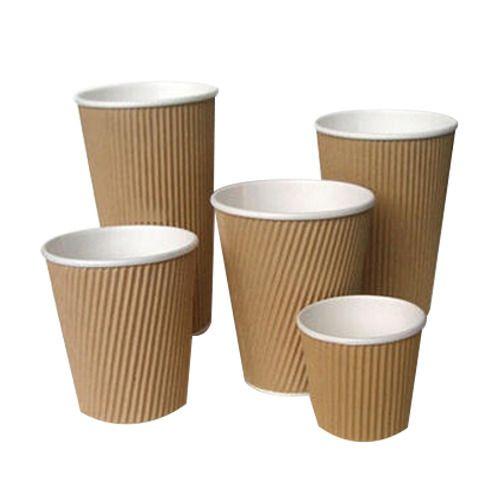 Coffee Cup Ripple