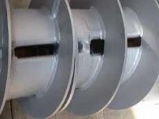 Rotor Repairing