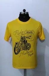 Mens Cotton Graphic T Shirts
