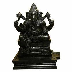 Sidhi Maha Stone Ganpathy 3 Feet