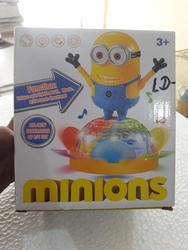 Minions Yellow Toy, Size/dimension: 6 Inch