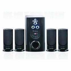 5000 - 20000 W Black 2.1 Multimedia Speaker