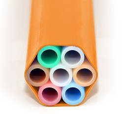 Microduct Pipes 14 mm