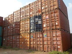 Stainless Steel Marine Shipping Container, Length: 20 feet, Capacity: 10-20 ton