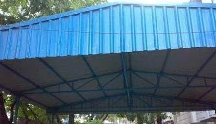 Roof Shed Work In Kolkata Jodhpur Park By R M Enterprise Id 19662186591