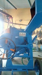 6 Super Marshal Hydraulic Hopper Concrete Mixer