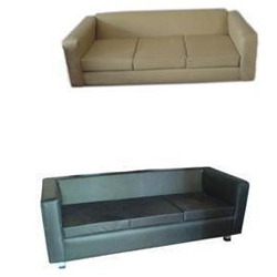 3 Seater Office Sofa