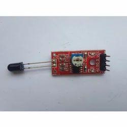 Flame Sensor Module Arduino