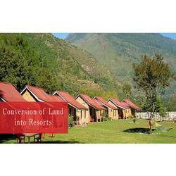 Conversion of  Land for Resort