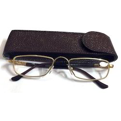 Golden Frame Reading Spectacles