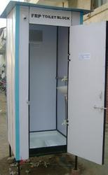 Fully Finish FRP Portable Toilets