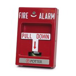 Manual Pull Station Fire Alarm