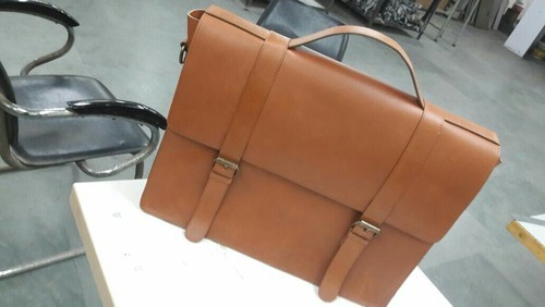 74a1219243 Leather Bag - Luggage Leather Bag Manufacturer from Noida