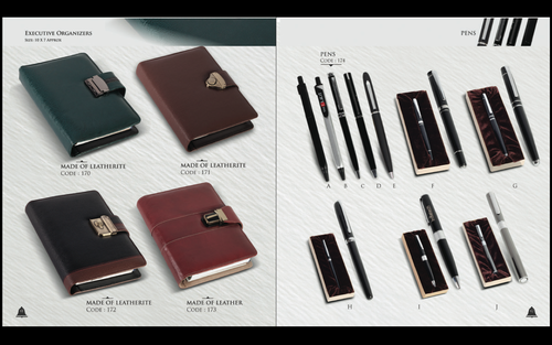 Planner, Pen - Corporate Gift Sets