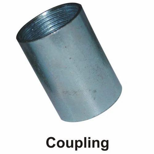Gi Conduit Fittings Steel Coupler Exporter From Gurgaon